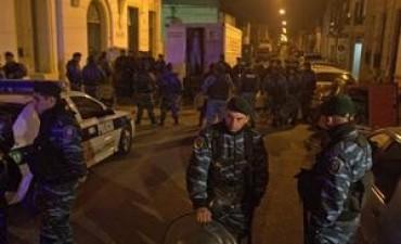 Tres de los presos fugados de Luján estuvieron alojados en Dudignac