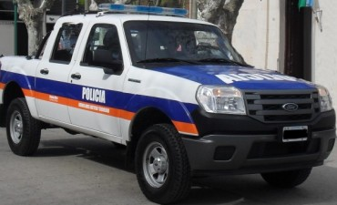 Se labraron más de treinta infracciones de tránsito