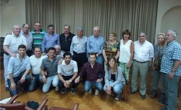 Juan Emilio Colombo continuará a cargo de la presidencia de la Cámara Comercial