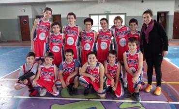 Basquet: Sport Club tendrá duras paradas este sábado