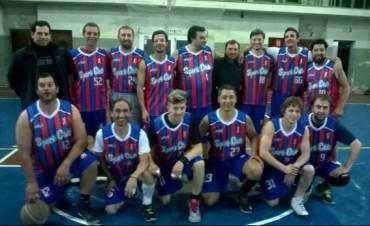 Sport Club Trinitarios debutó de local con un triunfo en la Maxiliga