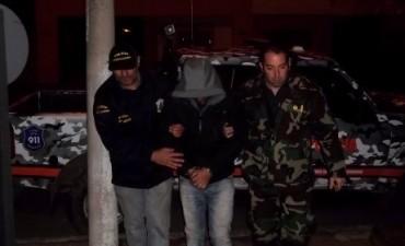 Henderson: Esclarecimiento y detención por robos en establecimientos rurales