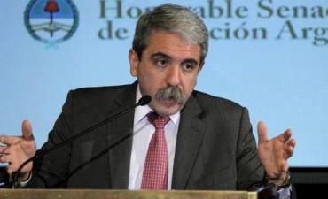 Aníbal Fernández defendió la ausencia de Scioli: