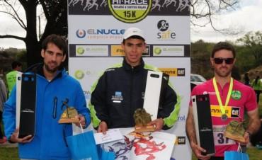 Se corrió el Hi Race 2015 en Sierra Bayas con presencia de atletas bolivarenses
