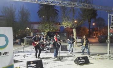 El Centro Cívico se llenó de música, cultura y juventud este fin de semana