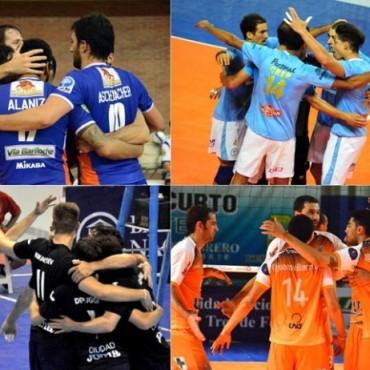 Cuatro equipos para la 'Copa Master Ciudad Nueve de Julio Banco Nación'