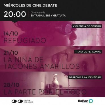 Comienza un ciclo de 'cine debate' en el Cine Avenida