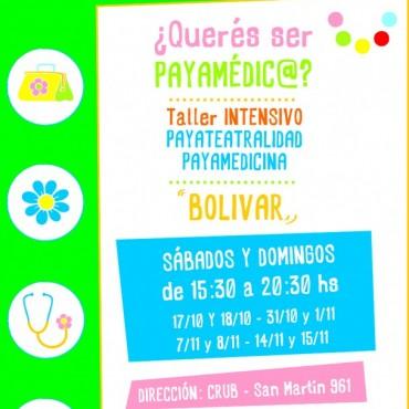 Está abierta la inscripción para el curso de formación oficial en Payamedicina