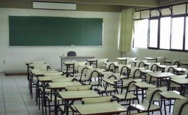 Jueves y viernes habrá paro docente