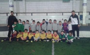Se realizó el Encuentro Regional de Fútbol Infantil