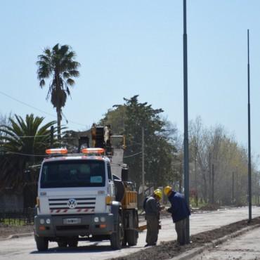 Nuevo tramo de avenida Mariano Unzué: Será habilitado este viernes