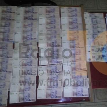 Una mujer detenida, un menor atrapado en pleno robo y un mayor que robó en la firma Petrobras, quedó a disposición de la Fiscalía