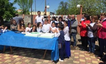Se celebraron 102 años de Pirovano
