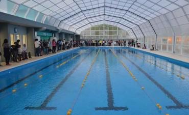 La Municipalidad realizará una jornada de natación abierta