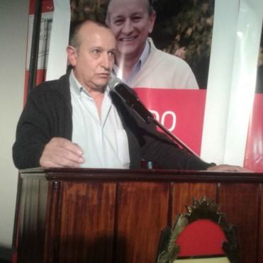 Ricardo Criado prepara su cierre de campaña