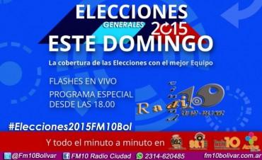 Elecciones Generales: está vigente la veda electoral en todo el país