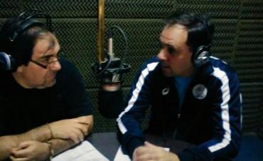 """Weber: """"El año pasado se nos reconoció haber llegado a la final y al quinto partido, pero no ganamos; en Bolívar el objetivo es siempre ser campeón"""""""