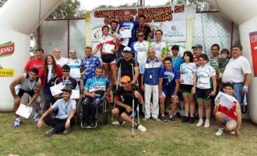 Ciclismo: Juany Vicente con buena actuación en Concepción del Uruguay