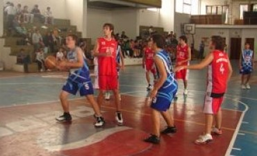 Básquet Masculino: Sport Club cayó en su visita a Sierras Bayas