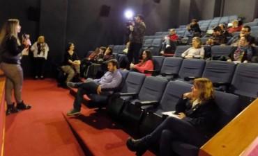 Se realizó un 'Encuentro de Salas de Cine' de la Provincia de Buenos Aires en Bolívar