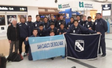 Independiente Inferiores: El equipo de la categoría 2001 ya está rumbo a Colombia