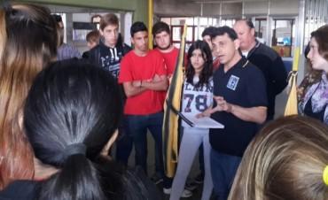 Mauro Palacios: 'Solamente el 35% de los alumnos que comienzan, terminan la carrera informática'