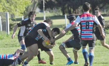 Rugby: Se jugaron los cuartos de final del torneo