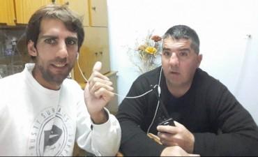 Arancibia: 'La maratón Hermanos Bonvini fue más de lo que esperábamos'