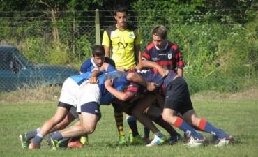 Rugby: Comienza el Seven Oficial de Uroba 2016