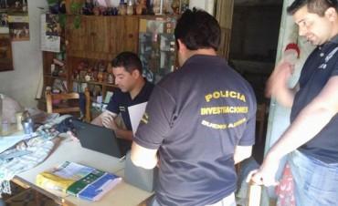 El robo de un equino en Pirovano terminó con un allanamiento positivo en Lobos