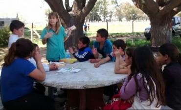Odontopediatría desarrolla el Programa Comunitario de Salud Bucal Infantil