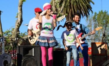Niñez realizó una jornada en el centro cívico para celebrar el Día de la Familia