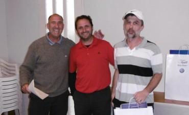 Golf: El torneo 'Baires Wagen' fue para Esteban Hernández