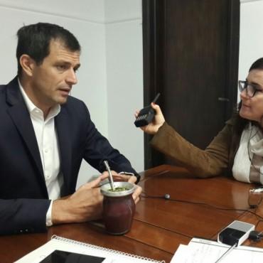 """Bucca: """"En Argentina, y principalmente en la provincia de Buenos Aires, lo que se viene es la creación de las Policías locales"""""""