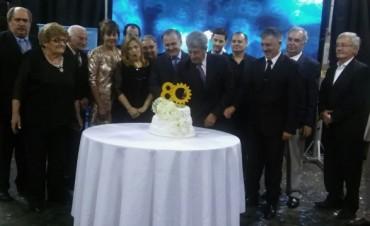Se celebró la Gran Fiesta 80º Aniversario de la Cámara Comercial e Industrial de Bolívar