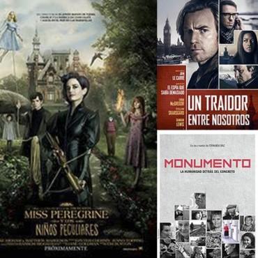 Grandes películas para disfrutar en el Avenida