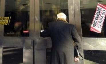 Sin bancos en todo el país por paro de La Bancaria