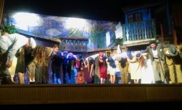 Se despidió 'El Conventillo La Catalana' con un show increíble