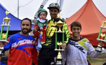 MX del Oeste: Gianluca Pagani se consagró campeón en Villegas