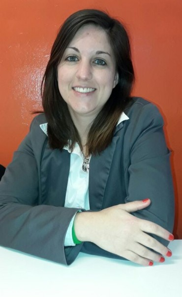 Analisa Arzuaga (Recibida en el CRUB): ''Es la posibilidad de crecer profesionalmente y quizá no lo ven o aprovechan'