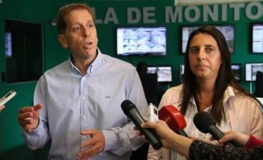 Centro de Monitoreo: El municipio adquirió 45 cámaras nuevas