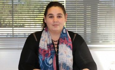 Marianela Zanassi explica en qué consiste el Hogar de Protección integral para mujeres