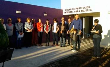 Quedó inaugurado el 'Hogar de Protección Integral a Mujeres en Situación de Violencia'