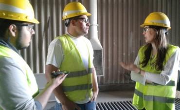 Oficina de Empleo: Alumnos del curso de Introducción al Trabajo visitaron Cargill en Ibarra