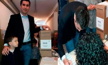 Votó el Diputado Manuel Mosca, del espacio 'Cambiemos'