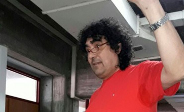 Votó Micky Francisco, por su espacio de Izquierda con Pitrola y Del Caño