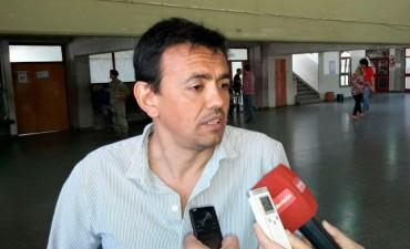 Ariel Ferreyra, del espacio Unidad Ciudadana, no pudo votar
