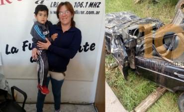 Cecilia Tirao: 'Si hubiera salido de la escuela no la estaría contando'