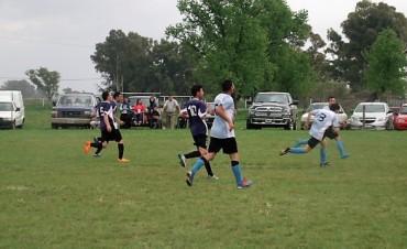 Fútbol Rural Recreativo: Ganó Agrario y se arrimó a la punta