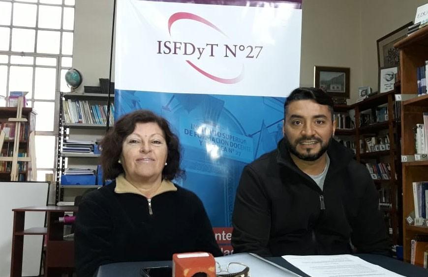 Comenzará en el ISFDyT N.º 27 un nuevo Trayecto de Formación Pedagógica
